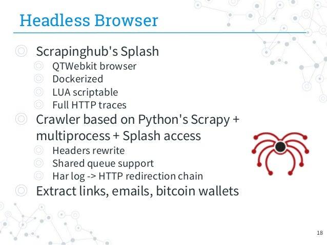 Cybercrime in the Deep Web (BHEU 2015)