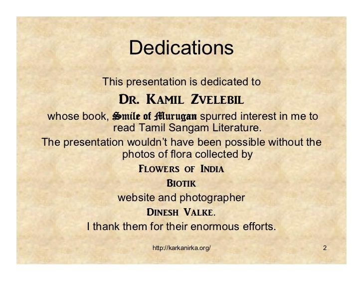 99 Tamil Flowers Slide 2