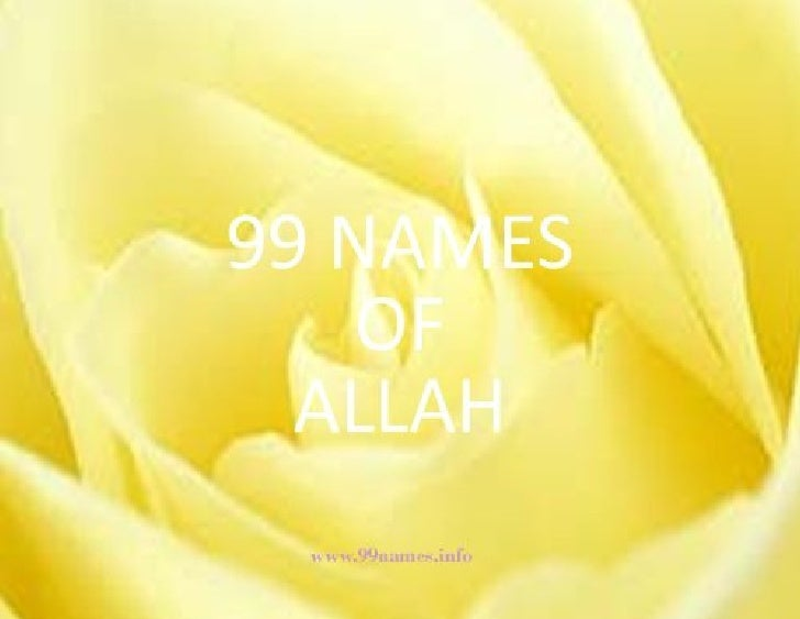 99names Flowers