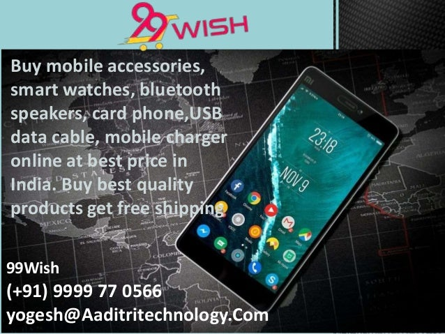 d4bc4d8d346 Buy Mobile Accessories Online from 99wish.in