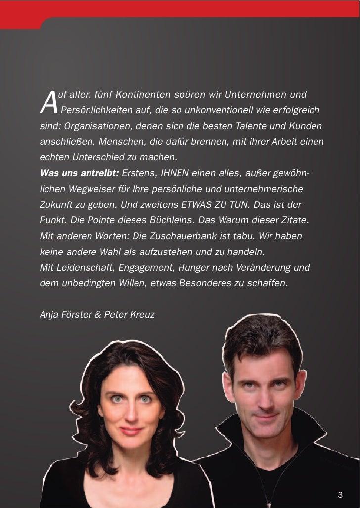 Förster Kreuz 99 Zitate Edition 201011
