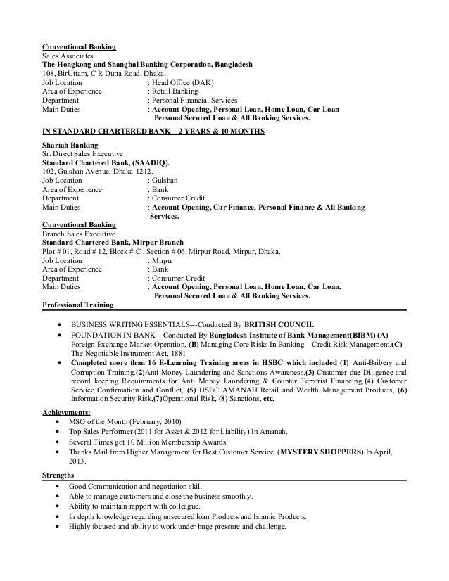update resume
