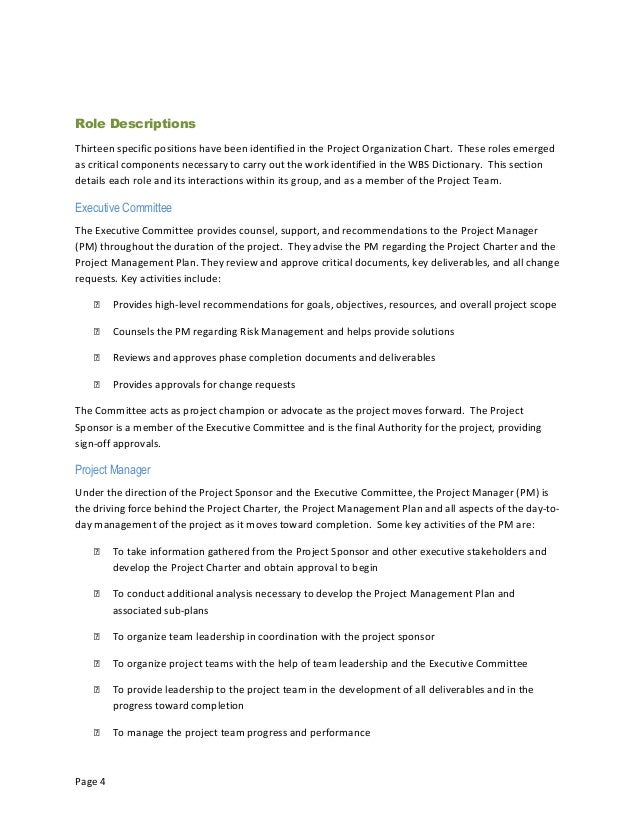 mgt2 genrays project charter essay Mgt2 - genrays hris project charter 1 project charter genrays hris implementation project charter alan oviatt, project manager 20 july 2015 page 1.
