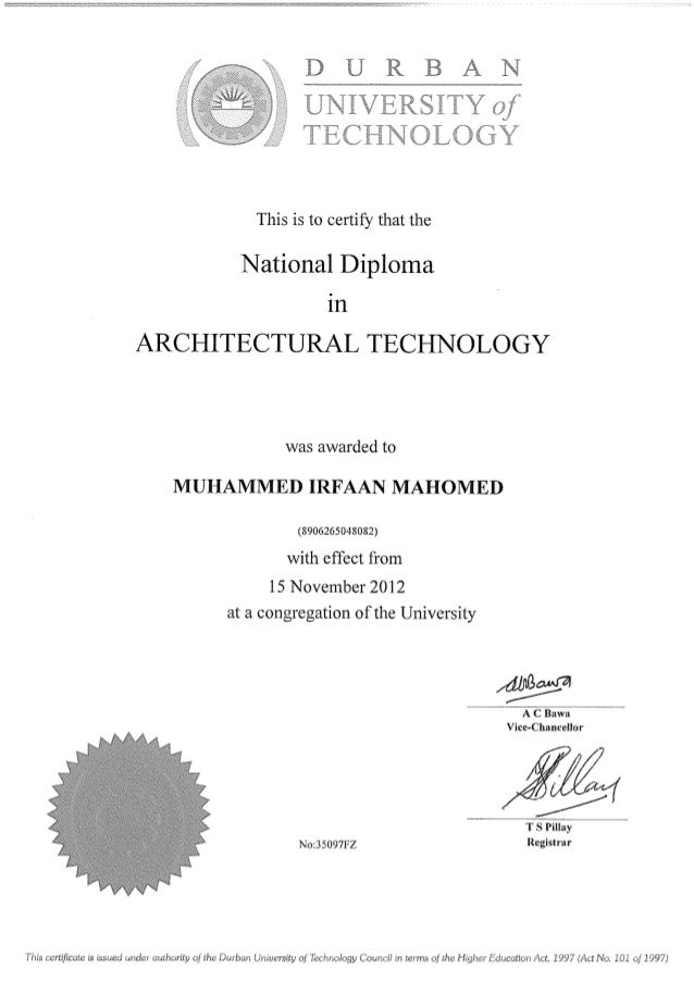 Dut certificate - Do you need a degree to be an interior designer ...