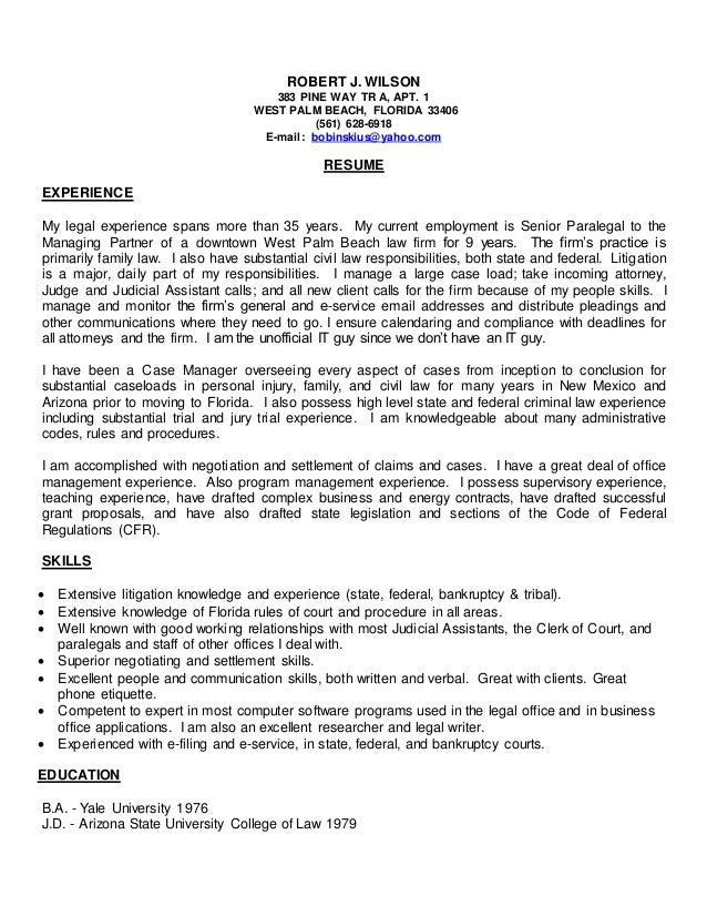 Outstanding Energy Legal Resume Mold - Administrative Officer Cover ...