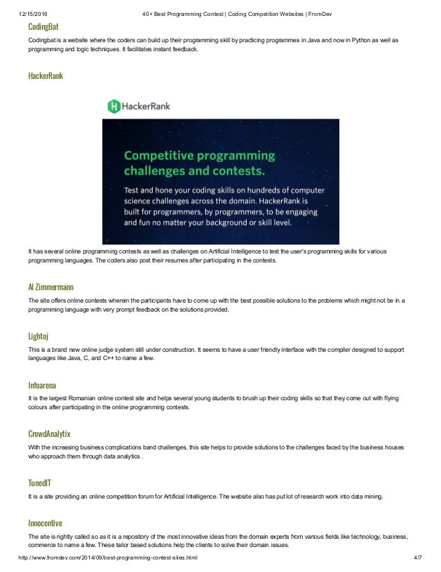 Hackerrank Python Compiler