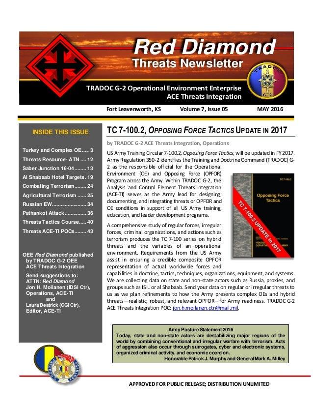 341e5a8e7d8 Red Diamond G-2 OEE may16