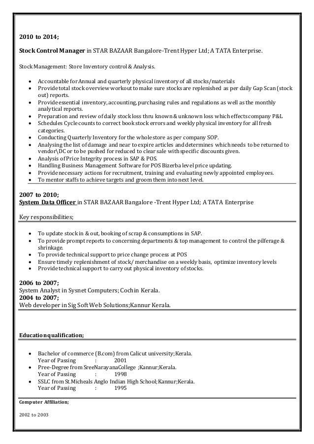 100 inventory control resume 100 pest control resume