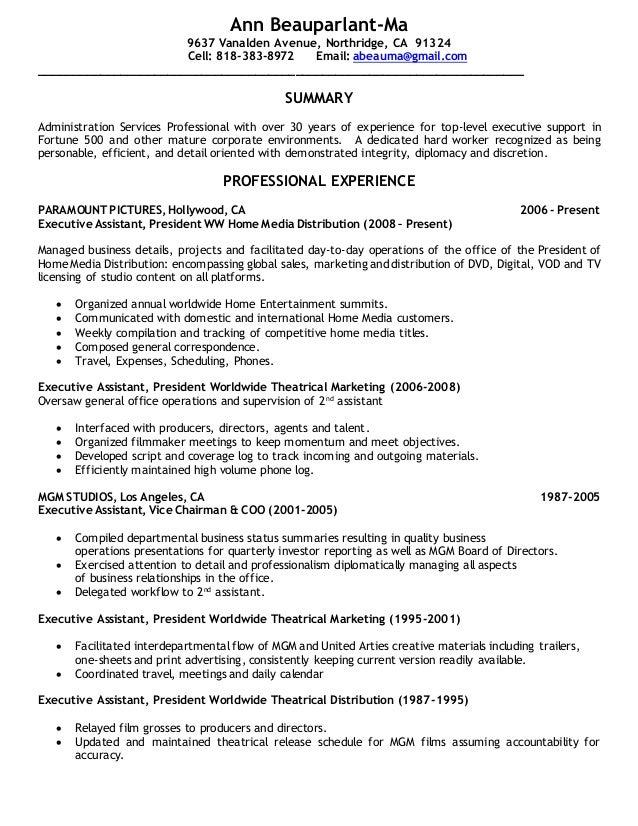 Resume Text Version Sample - Contegri.com