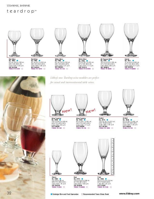 ... 34.  sc 1 st  SlideShare & Libbey - Glassware
