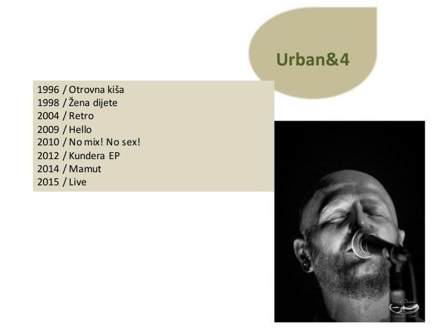 Urban & 4 - Otrovna Kiša