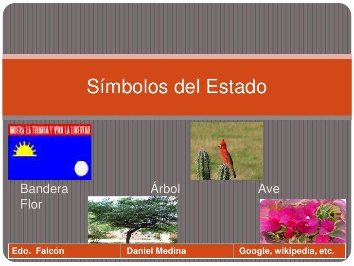 Flor Tipica Del Estado Falcon | 9a daniel medina eestadofalcon