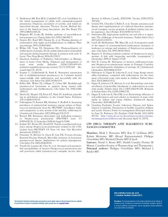 Qt prolongation and azithromycin