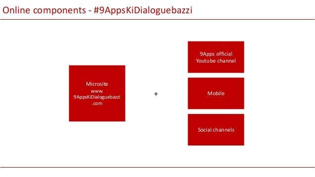 9 apps - Social Media Deck