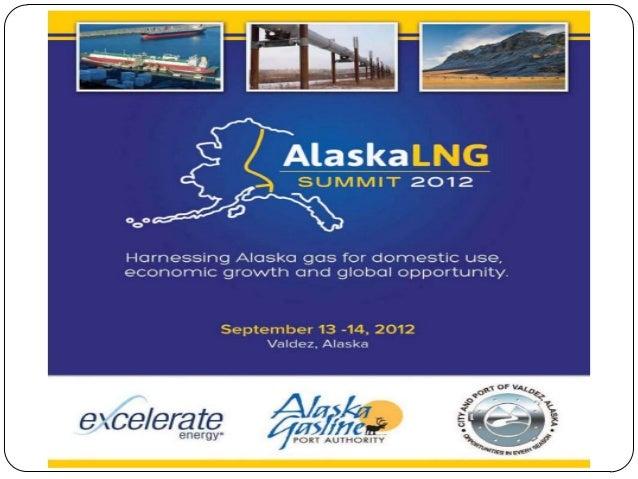 Alaska's Strategic Options for Gas      Pipeline Development         September 14, 2012            Craig Richards        W...