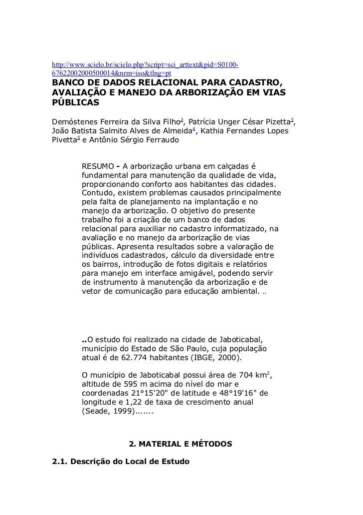 http://www.scielo.br/scielo.php?script=sci_arttext&pid=S0100-67622002000500014&nrm=iso&tlng=ptBANCO DE DADOS RELACIONAL PA...