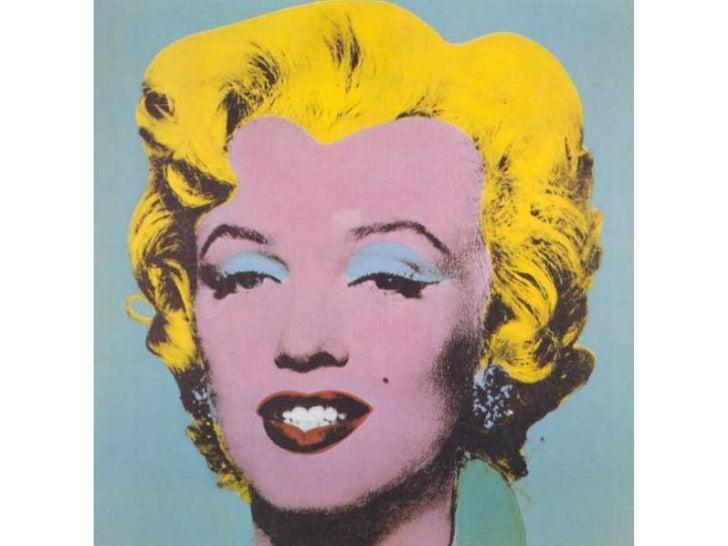 Andy Warhol (1928-1987)Va nèixer a Pittsburgh, però quan tenia 21 anys es  va traslladar a Nova York.Va començar treballan...