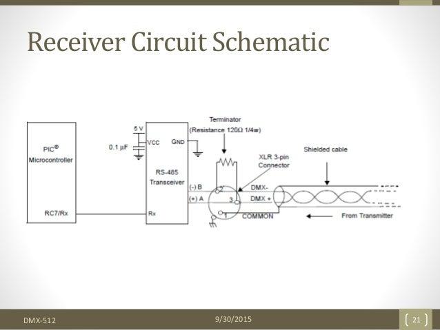 dmx 512 rh slideshare net dmx512 decoder wiring diagram 3-Way Switch Wiring Diagram