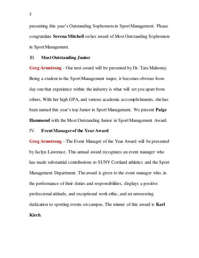 mc script for seminar