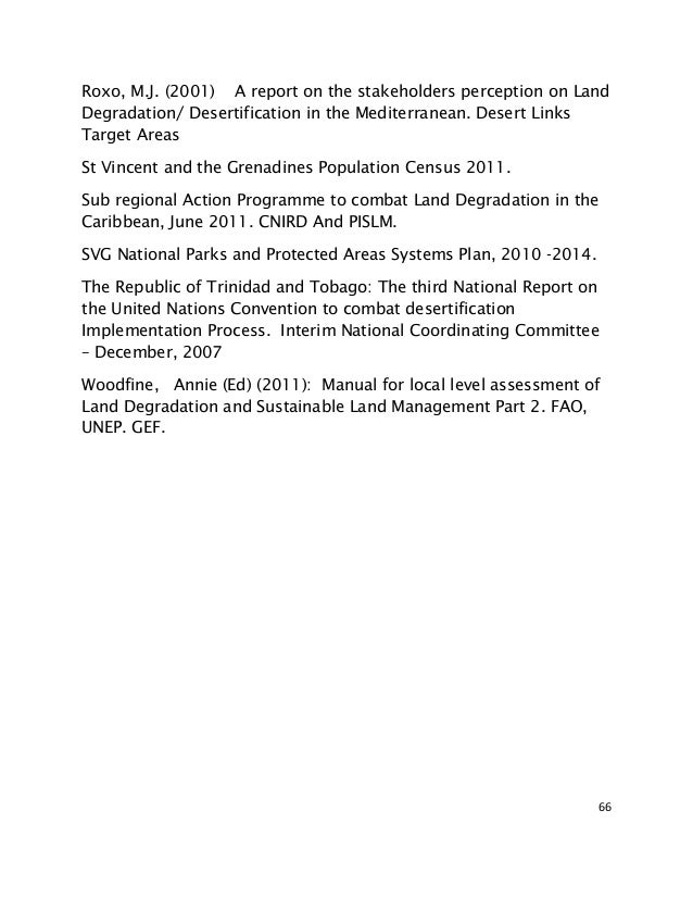 Report of national coordination committee on