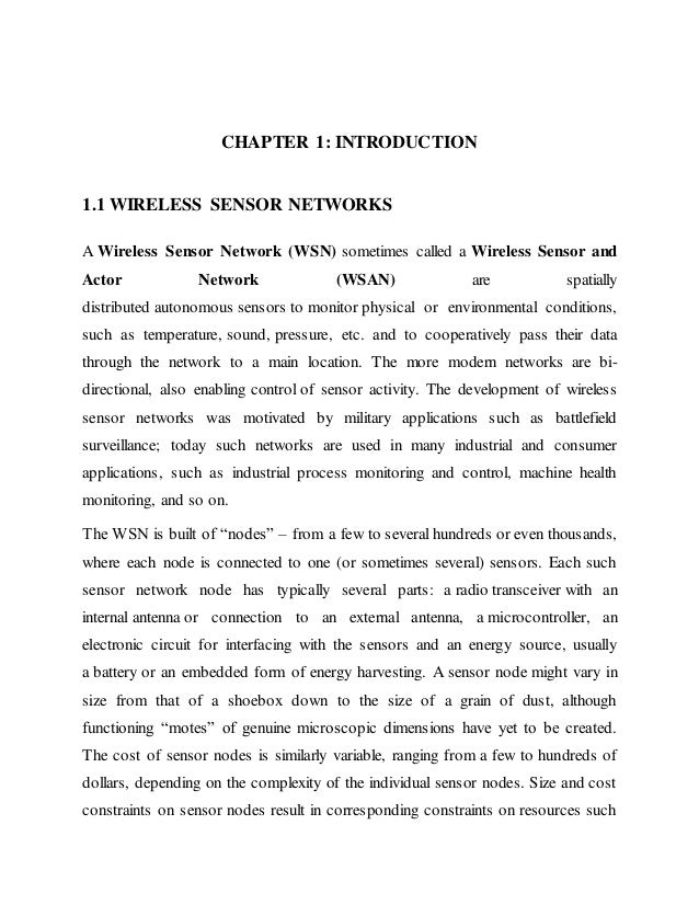 wsn thesis 1 phd thesis abstract: superimposed radio signals for wireless sensor networks albert krohn telecooperation office (teco) universitat karlsruhe¨ abstract.
