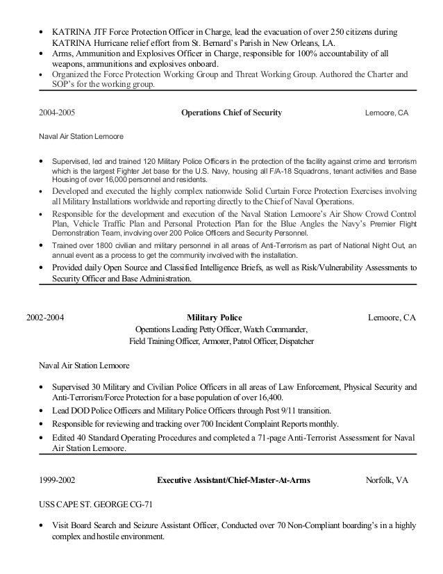 Navy Yeoman Civilian Resume. free resume editing services examples ...