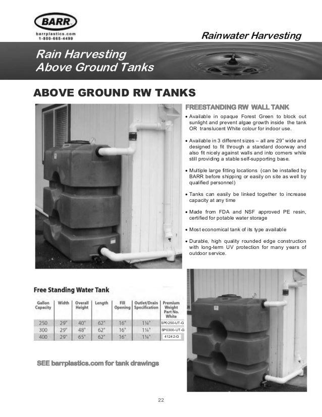 """Rain Harvesting First Flush Diverters Rainwater Harvesting – IN-GROUND - IRST LUSH DIVERTER KIT 12"""" IN-GROUND DIVERTER KIT..."""