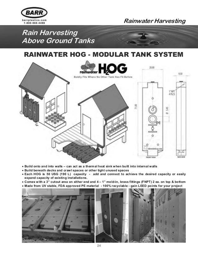 Rainwater Harvesting Rain Harvesting Tank Accessories TANK ACCESSORIES AIR GAP BACKFLOW PREVENTER Backflow prevention for ...