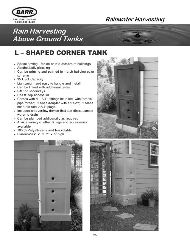 Rainwater Harvesting Rain Harvesting How to Create a Complete System