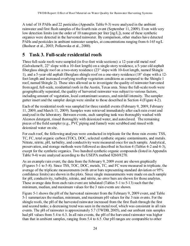 GreenWater Stakeholders Package