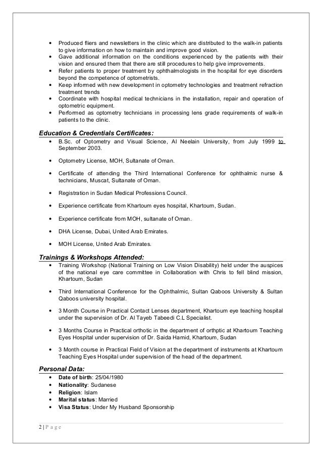 Sofy resume 1 p a g e 2 yadclub Choice Image