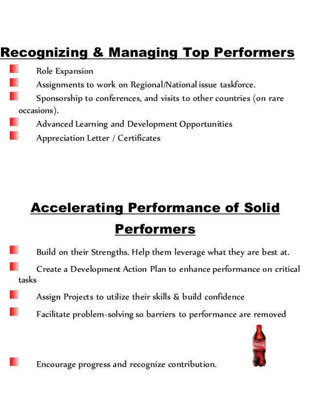 what made coca cola achieve superior performance An evaluation of marketing strategies undertaken by  new 6 bottles cartons that made it easier to take bottles of coca-cola  tends to achieve.