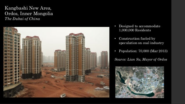 Ghost Cities of China Presentation