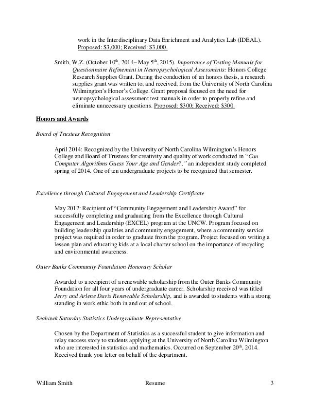 Paralegal Resume Samples Pdf Resume Final Tips For Writing A Resume with Receptionist Resume Template Excel Stipend Was Received For  Hours Of Research  William Smith Resume  My Resume Is Attached Pdf