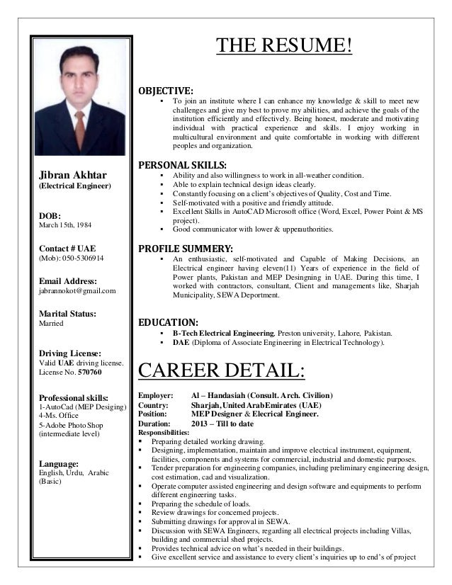 jabran akhtar cv updated
