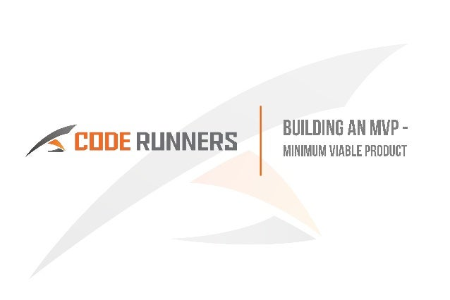 Code Runners is a development agency with international experience, focusing on customized solutions for startups and earl...