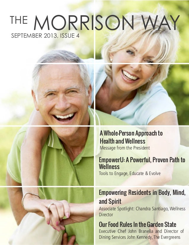 A Whole-Person Approach to Health and Wellness Message from the President EmpowerU: A Powerful, Proven Path to Wellness To...
