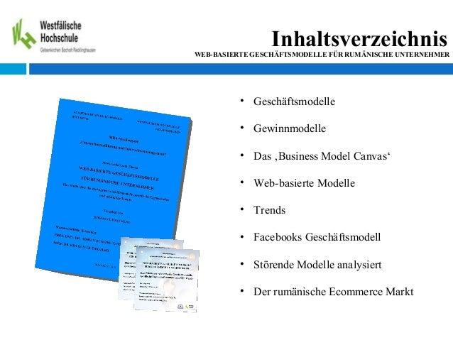 Webbasierte Geschaeftsmodelle fur rumaenische Unternehmer Slide 2