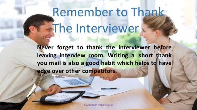 9 best Interview tips for jobseekers
