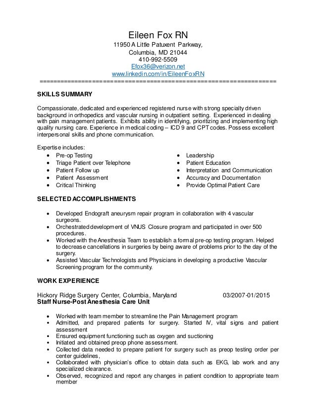 Rn Resume Templates New Graduate Resume Sample Sample Resume And