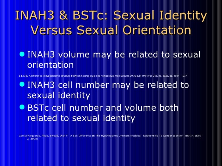 Biology and sexual orientation