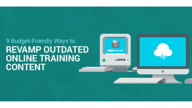 Relevancy is key to unlocking the potential of your online training program. Your online training content must speak to yo...