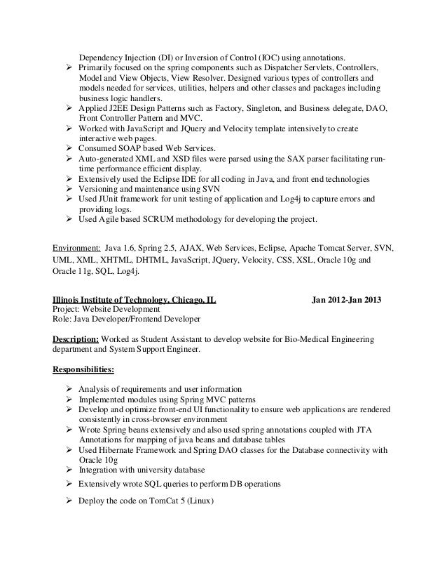 Course work resume and cover letter VisualCV eucalyptus commons ext          classorg    springframework    transaction    jta     web sphere uow transaction manager html