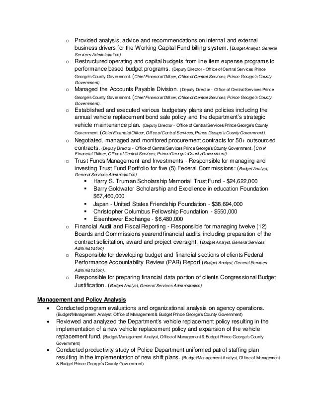 resume services recommendations