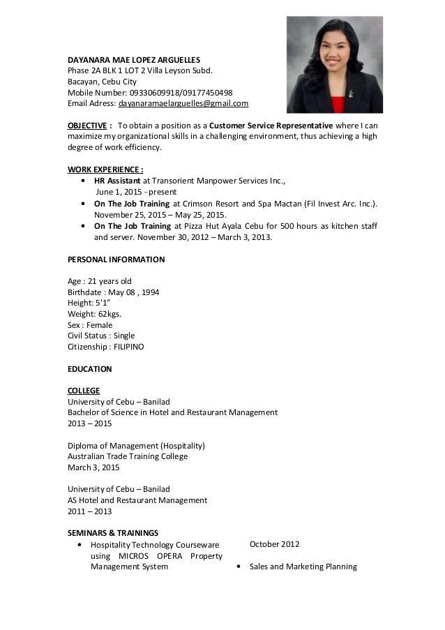 1final resume