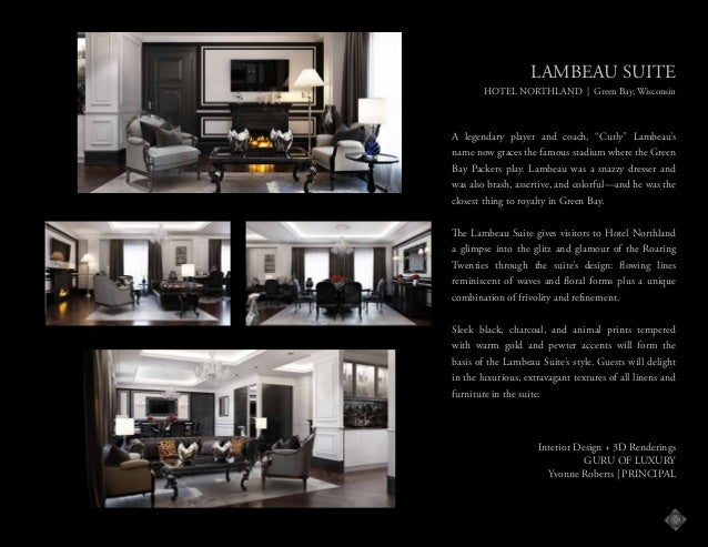 LAMBEAU SUITE HOTEL NORTHLAND