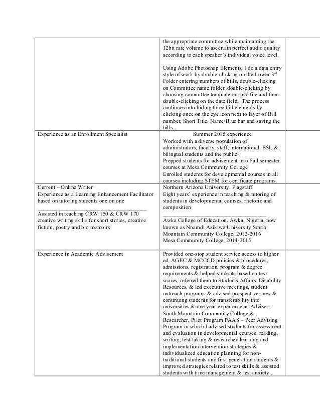 language essay topic class 6