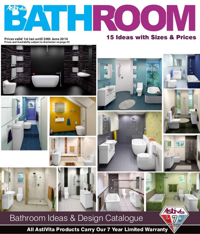 Astivita Bathroom Catalogue