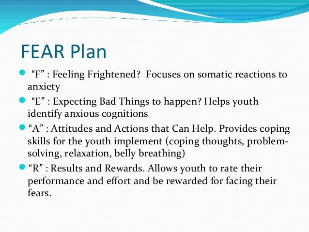 cbt and play therapy for childhood anxiety rh slideshare net coping cat manual canada brief coping cat therapist manual for the 8-session workbook