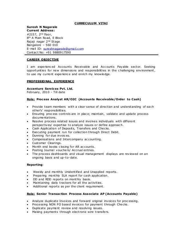 updated resume suresh